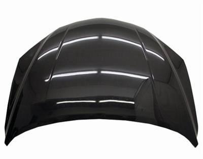 VIS Racing - Carbon Fiber Hood OEM Style for Mazda 3 4DR 04-09 - Image 3