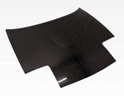 VIS Racing - Carbon Fiber Hood OEM Style for Mazda Miata 2DR 90-98 - Image 3