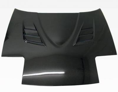 VIS Racing - Carbon Fiber Hood V Speed Style for Mazda Miata 2DR 90-98 - Image 3