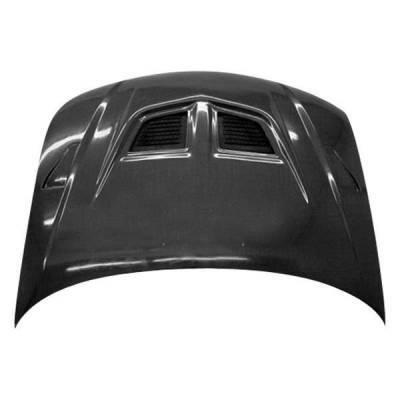 VIS Racing - Carbon Fiber Hood EVO Style for Mazda Protege 4DR 01-03 - Image 1