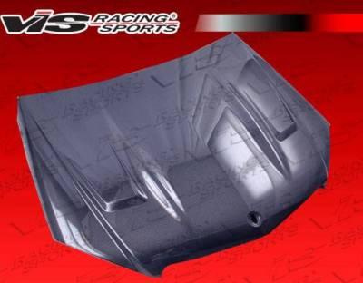 VIS Racing - Carbon Fiber Hood DTM Style for Mercedes C-Class C63 4DR 08-11 - Image 3