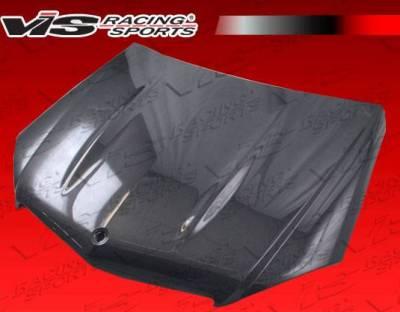 VIS Racing - Carbon Fiber Hood OEM Style for Mercedes C-Class C63 4DR 08-11 - Image 1