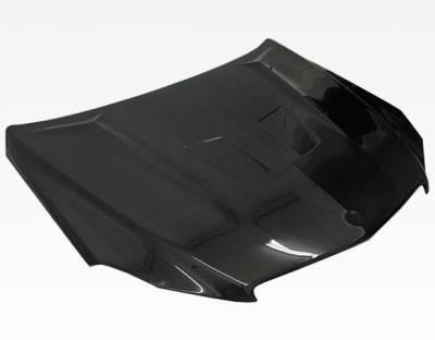 VIS Racing - Carbon Fiber Hood DTM Style for Mercedes E-Class 2DR 10-16 - Image 1