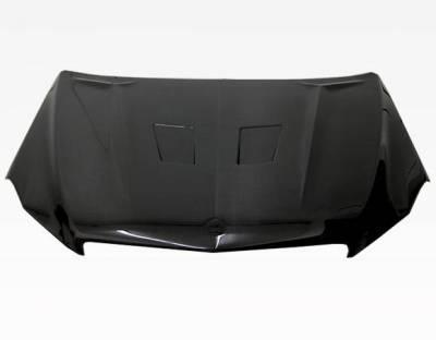 VIS Racing - Carbon Fiber Hood DTM Style for Mercedes E-Class 2DR 10-16 - Image 2