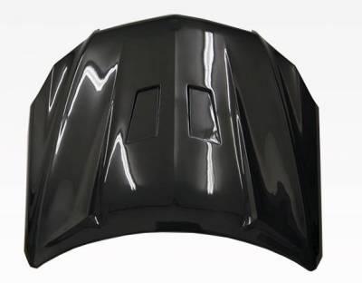 VIS Racing - Carbon Fiber Hood DTM Style for Mercedes E-Class 2DR 10-16 - Image 3