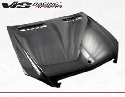 VIS Racing - Carbon Fiber Hood OEM Style for Mercedes S-Class 4DR 07-09 - Image 1