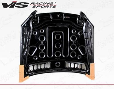 VIS Racing - Carbon Fiber Hood OEM Style for Mercedes S-Class 4DR 07-09 - Image 3
