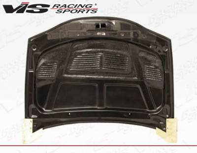 VIS Racing - Carbon Fiber Hood G Speed Style for Mitsubishi Eclipse 2DR 95-99 - Image 3