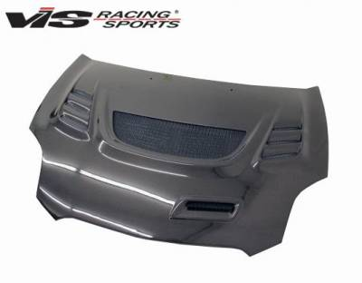 VIS Racing - Carbon Fiber Hood G Speed Style for Mitsubishi Eclipse 2DR 06-12 - Image 1