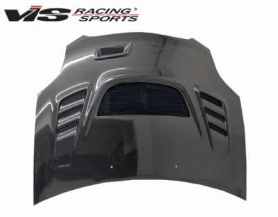 VIS Racing - Carbon Fiber Hood G Speed Style for Mitsubishi Eclipse 2DR 06-12 - Image 2