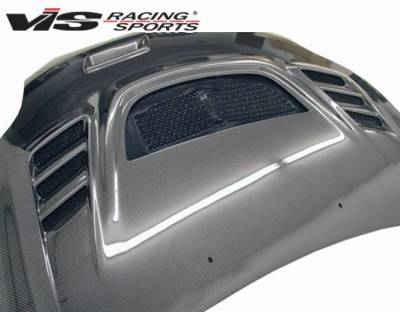 VIS Racing - Carbon Fiber Hood G Speed Style for Mitsubishi Eclipse 2DR 06-12 - Image 3