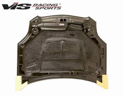 VIS Racing - Carbon Fiber Hood G Speed Style for Mitsubishi Eclipse 2DR 06-12 - Image 4