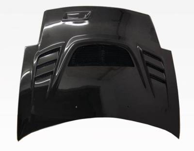 VIS Racing - Carbon Fiber Hood G Speed Style for Mitsubishi Eclipse 2DR 00-05 - Image 3