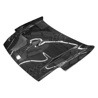 VIS Racing - Carbon Fiber Hood Monster Style for Mitsubishi Eclipse 2DR 00-05 - Image 2