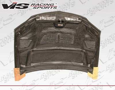 VIS Racing - Carbon Fiber Hood G Speed Style for Mitsubishi EVO 8 4DR 03-05 - Image 3