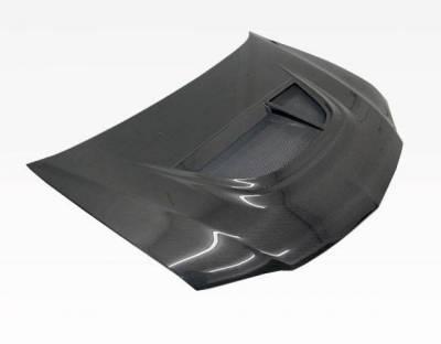 VIS Racing - Carbon Fiber Hood GT Style for Mitsubishi EVO 8 4DR 03-05 - Image 2
