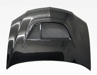 VIS Racing - Carbon Fiber Hood GT Style for Mitsubishi EVO 8 4DR 03-05 - Image 3