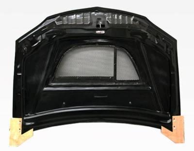 VIS Racing - Carbon Fiber Hood GT Style for Mitsubishi EVO 8 4DR 03-05 - Image 4