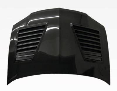 VIS Racing - Carbon Fiber Hood GTC Style for Mitsubishi EVO 8 4DR 03-05 - Image 3
