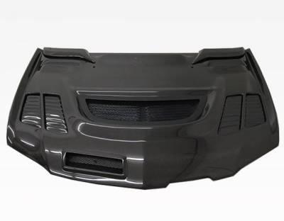 VIS Racing - Carbon Fiber Hood JC Style for Mitsubishi EVO 8 4DR 03-05 - Image 6