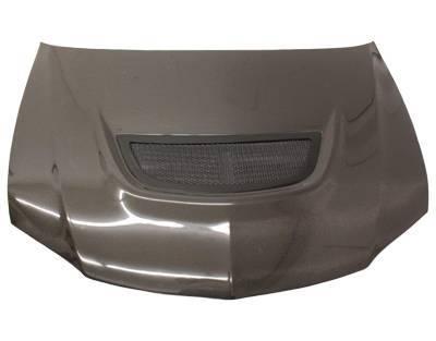VIS Racing - Carbon Fiber Hood OEM Style for Mitsubishi EVO 8 4DR 03-05 - Image 3