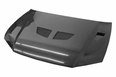 VIS Racing - Carbon Fiber Hood OEM Style for Mitsubishi EVO7  (JDM) 4DR 02-03 - Image 1