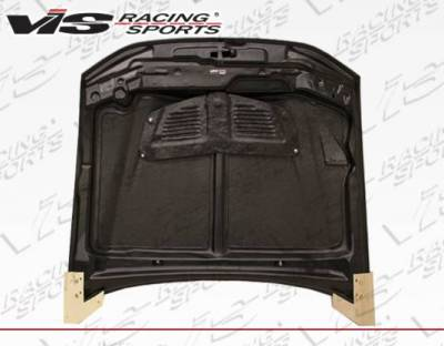 VIS Racing - Carbon Fiber Hood EVO Style for Mitsubishi Galant 4DR 99-03 - Image 3