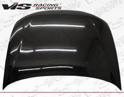 VIS Racing - Carbon Fiber Hood OEM  Style for Mitsubishi Mirage 2DR 97-02 - Image 1