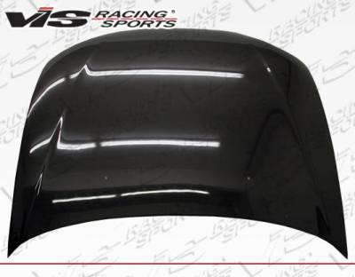 VIS Racing - Carbon Fiber Hood OEM  Style for Mitsubishi Mirage 2DR 97-02 - Image 2