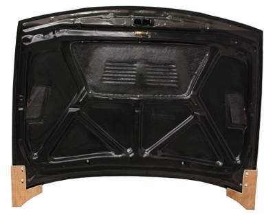 VIS Racing - Carbon Fiber Hood EVO Style for Nissan 200SX 2DR 95-99 - Image 3