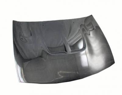 VIS Racing - Carbon Fiber Hood Techno R Style for Nissan 300ZX 2DR & 2+2 90-96 - Image 1