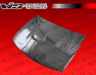 VIS Racing - Carbon Fiber Hood Techno R Style for Nissan 300ZX 2DR & 2+2 90-96 - Image 3