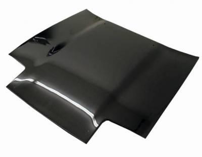 VIS Racing - Carbon Fiber Hood OEM Style for Nissan 300ZX 2DR 87-89 - Image 2