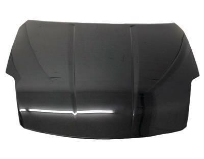 VIS Racing - Carbon Fiber Hood OEM Style for Nissan 350Z 2DR 03-06 - Image 2