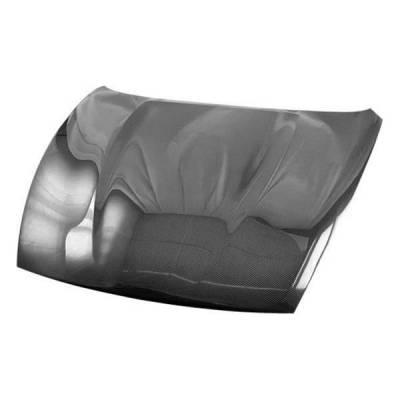 VIS Racing - Carbon Fiber Hood OEM Style for Nissan 370Z 2DR 2009-2020 - Image 2