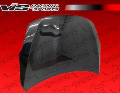 VIS Racing - Carbon Fiber Hood OEM Style for Nissan Altima 2DR & 4DR 10-12 - Image 3