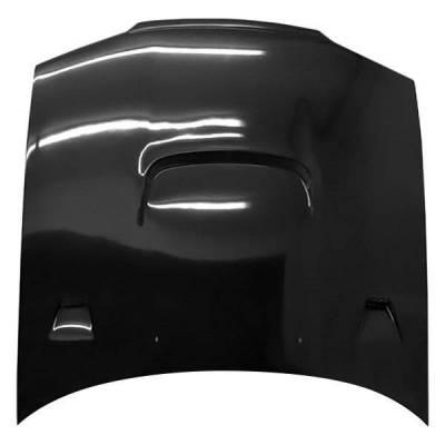 VIS Racing - Carbon Fiber Hood JS Style for Nissan SKYLINE R32 (GTR) 2DR 90-94 - Image 3