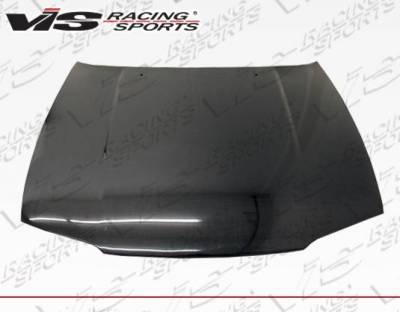 VIS Racing - Carbon Fiber Hood OEM Style for Nissan SKYLINE R33 (GTR) 2DR 95-98 - Image 4