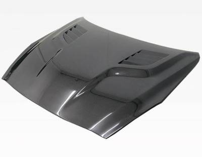 VIS Racing - Carbon Fiber Hood GT Style for Nissan SKYLINE R35 (GTR) 2DR 2009-2020 - Image 1