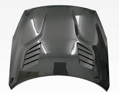 VIS Racing - Carbon Fiber Hood GT Style for Nissan SKYLINE R35 (GTR) 2DR 2009-2020 - Image 5