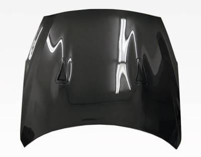 VIS Racing - Carbon Fiber Hood OEM  Style for Nissan SKYLINE R35 (GTR) 2DR 2009-2020 - Image 3