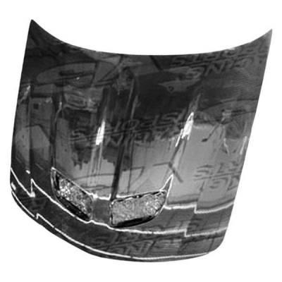 VIS Racing - Carbon Fiber Hood OEM Style for Pontiac GTO  2DR 04-07 - Image 1