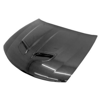 VIS Racing - Carbon Fiber Hood OEM Style for Pontiac GTO  2DR 04-07 - Image 2