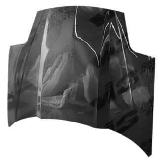 VIS Racing - Carbon Fiber Hood Cowl Induction Style for Pontiac Trans AM 2DR 93-97 - Image 2