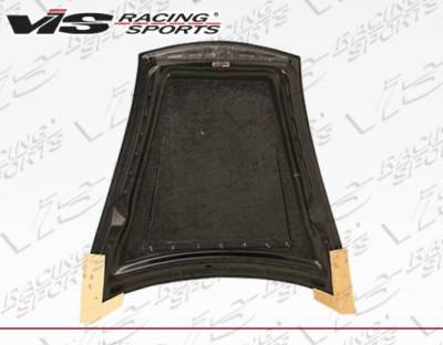 VIS Racing - Carbon Fiber Hood G Tech Style for Porsche 996 2DR 99-04 - Image 4