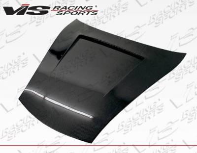 VIS Racing - Carbon Fiber Hood GTO Style for Porsche 996 2DR 99-04 - Image 2