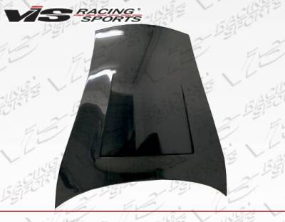 VIS Racing - Carbon Fiber Hood GTO Style for Porsche 996 2DR 99-04 - Image 4