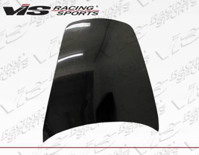 VIS Racing - Carbon Fiber Hood OEM Style for Porsche 997 2DR 05-11 - Image 1