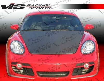 VIS Racing - Carbon Fiber Hood OEM Style for Porsche 997 2DR 05-11 - Image 3