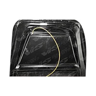 VIS Racing - Carbon Fiber Hood G Tech Style for Porsche Boxster 2DR 05-12 - Image 1